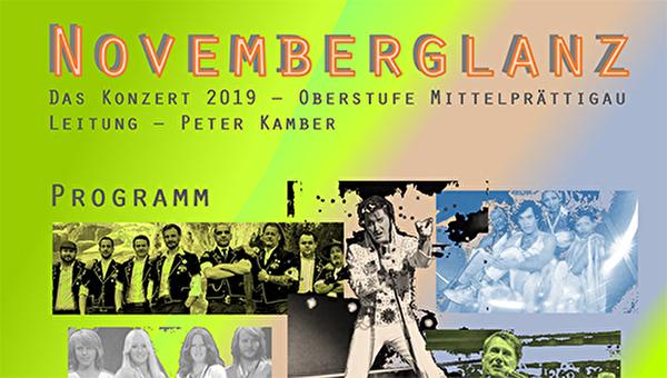 Novemberglanz-Flyer