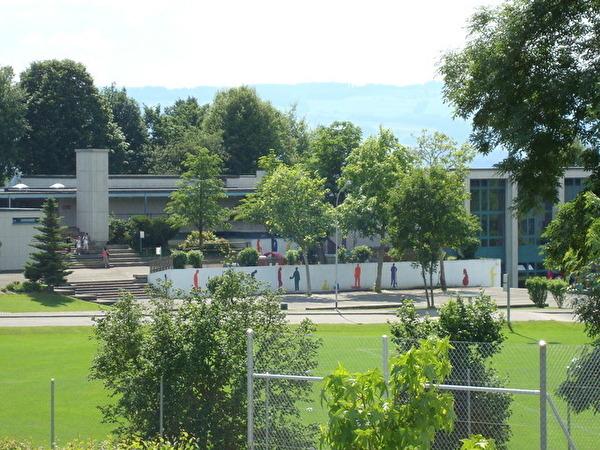 Schulhaus und Turnhalle Butzen