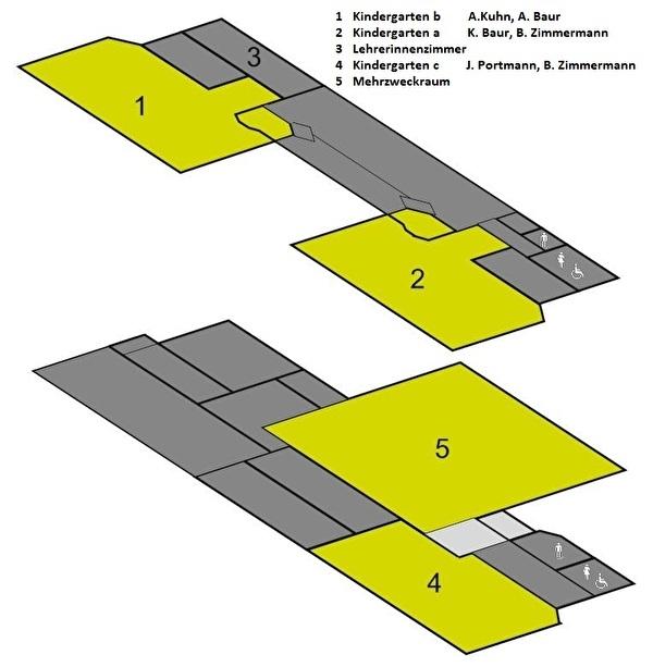 Plan Kindergarten Chilematt