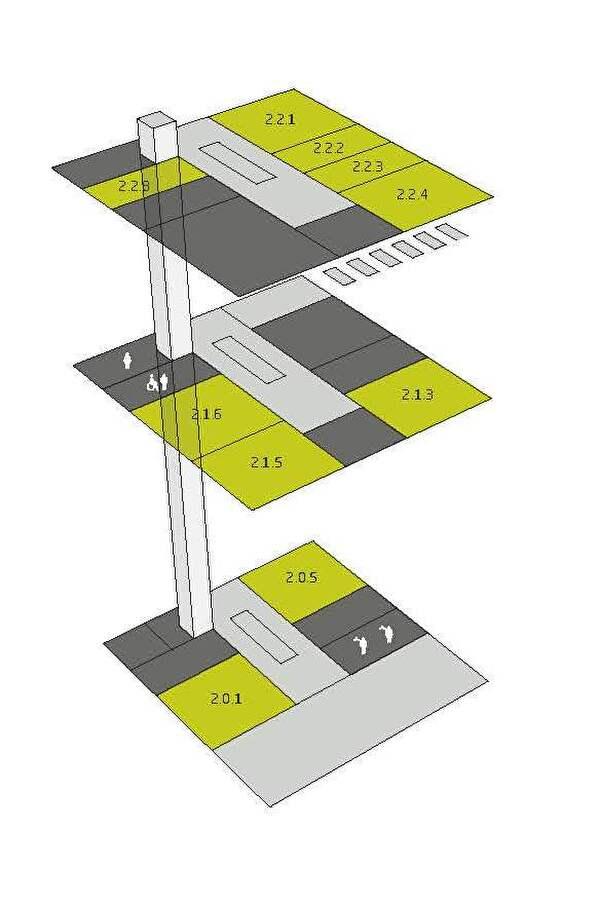 Bild Plan Schulhaus Dorf II