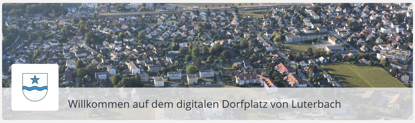 Digitaler Dorfplatz Luterbach