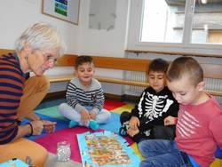 DaZ im Kindergarten
