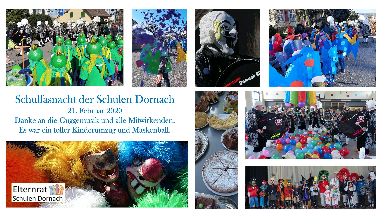 Collage_Schulfasnacht