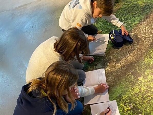 Umweltarena 5.Klasse A. Füglistaller
