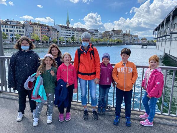 25.05.2021 / Ausflug in den Zoo Zürich mit den Hortkindern