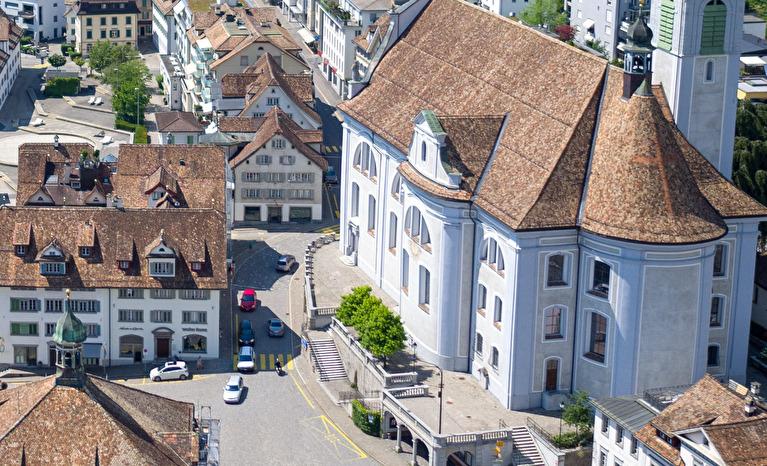 Bild von Dorfkern Schwyz