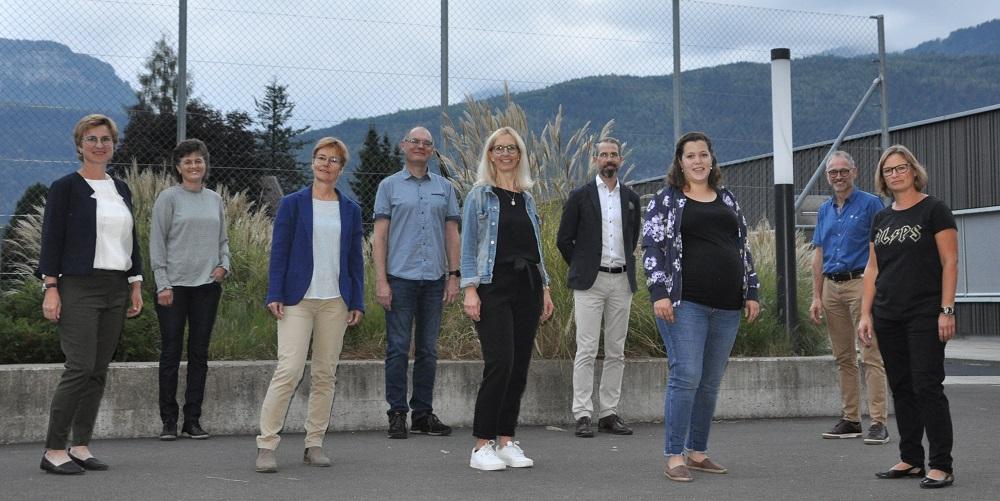 Gruppenfoto Schulrat 2020
