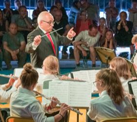 Domenico Emanuele als Dirigent