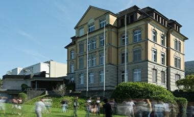 Oberstufe Schulhaus