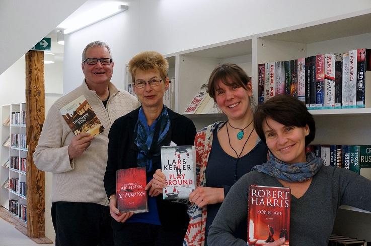 Team Bibliothek