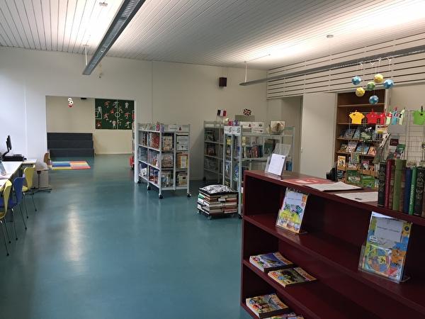 Eröffnung Schulbibliothek Guthirt