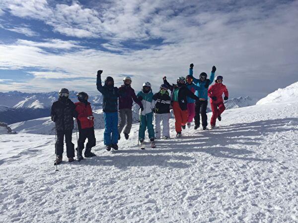Skilager Davos 17