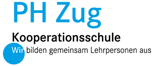 Logo der PH Zug - Kooperation in der Ausbildung