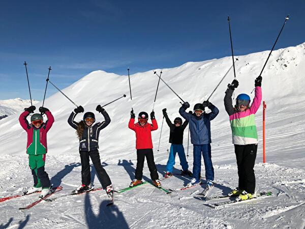 Wintersportlager Davos Primarschule