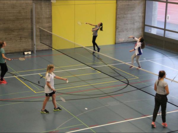 Badmintonturnier Loreto