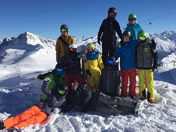 Skilager Oberstufe 2016