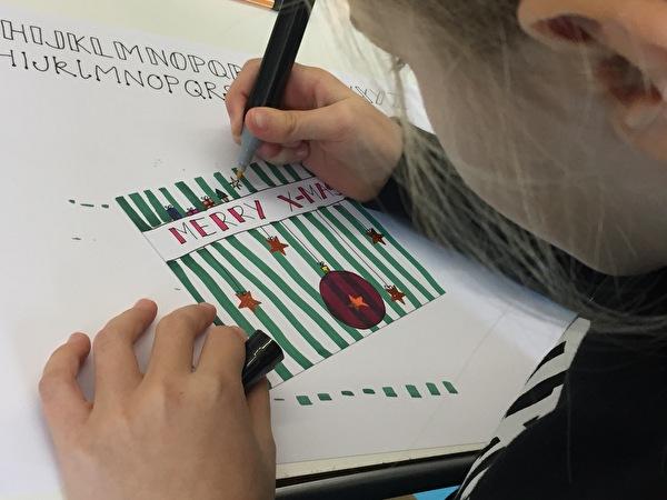 Advents-Projektmorgen im Schulhaus Guthirt