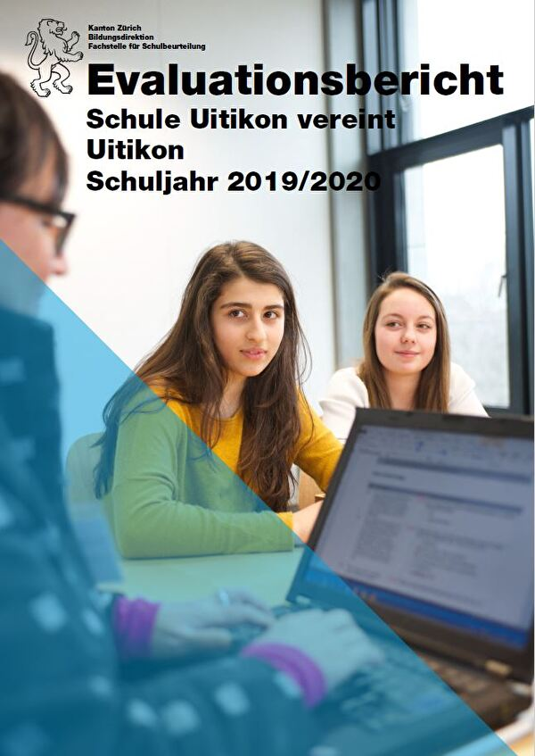 Bereicht externe Schulevaluation 2019 Schule Uitikon