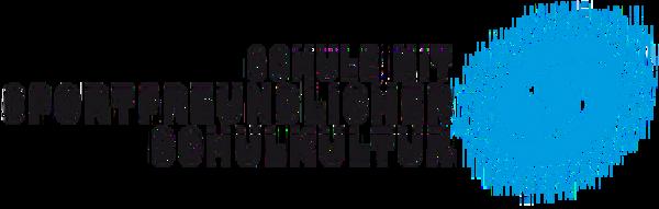 Logo Schule mit sportfreundlicher Schulkultur