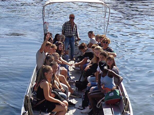 Herbstwanderung Sekundarschule Grafstal 2018