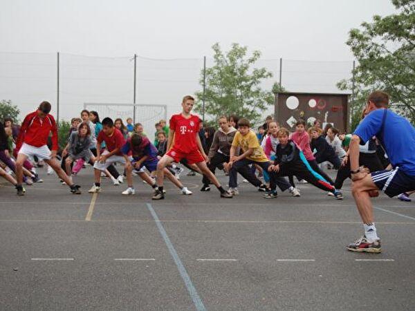 Sporttag MIttelstufe Buck 2012