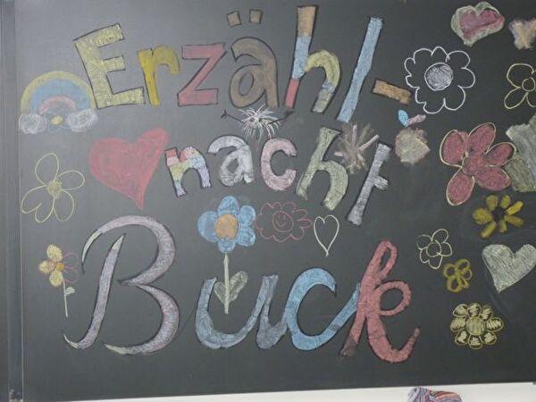 Erzählnacht im Buck 2012