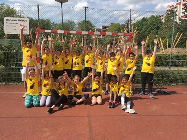 Sporttag Mittelstufe 2018