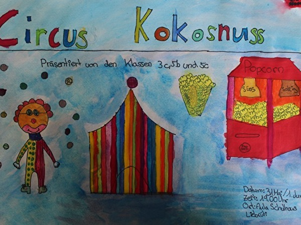 Circus Kokosnuss
