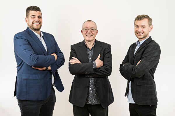 Davide Uguccioni, Thomas Kaiser, Fabian Schnyder