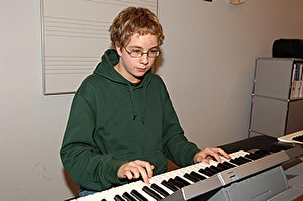 Keyboardlektion
