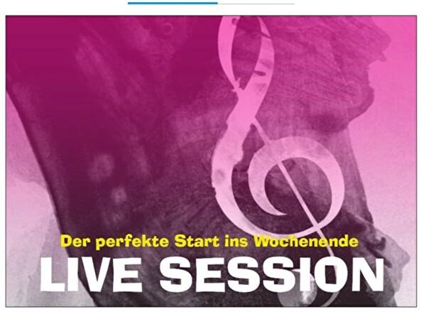 Flyer Live Session