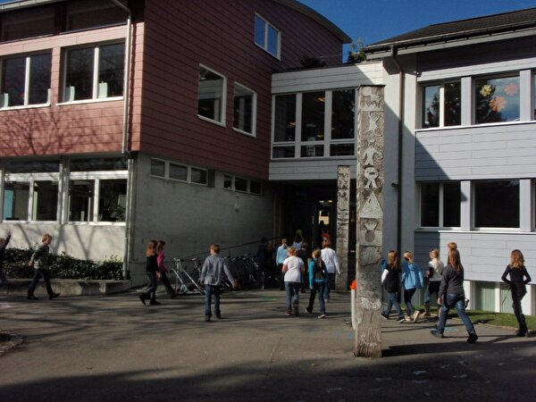 Schulhaus Pfrundmatte