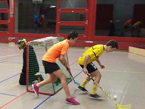 Unihockey-Night