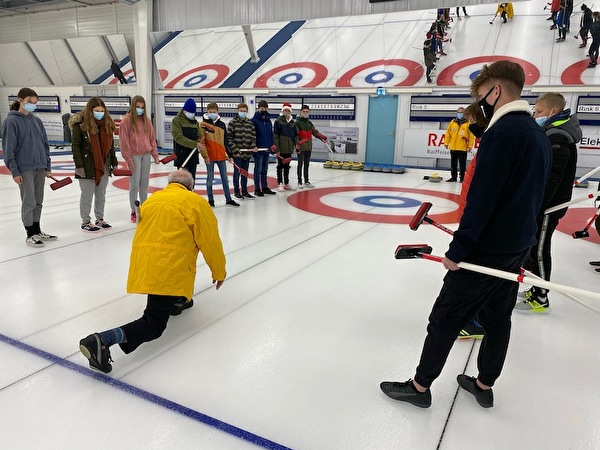 Trendsport: Curling