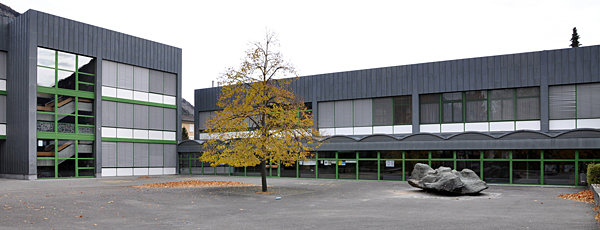 Schulhaus Barblan