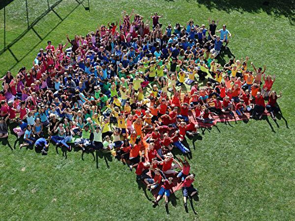 Schuleröffnung 2015/16 - Schulhaus Lachen