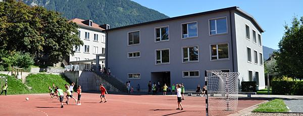 Schulhaus Masans