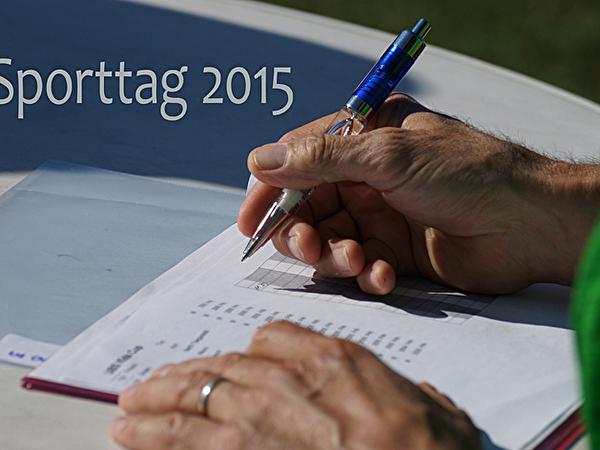Schulhaus Herold - Sporttag 2015