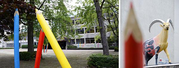 Schulhaus Florentini