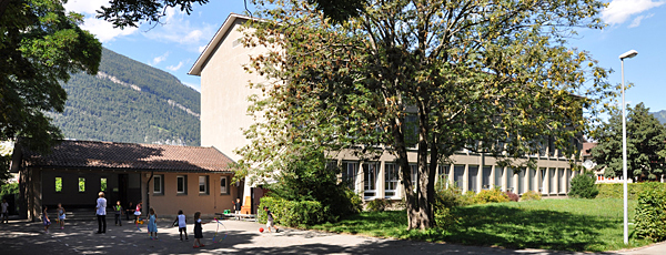 Schulhaus Daleu