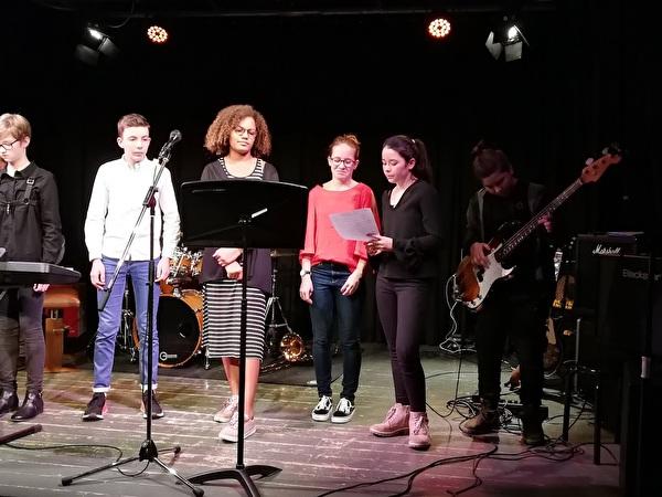 Musikpodium Talentschüler Musik
