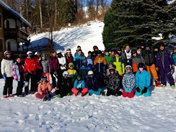Skilager Flumserberge