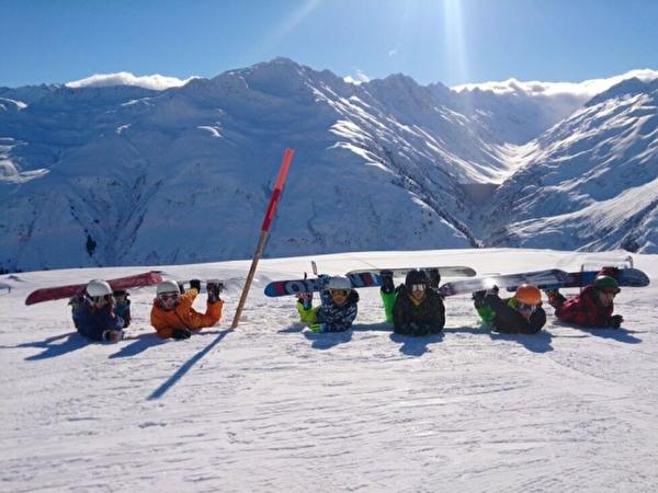 Wintersportlager 2014