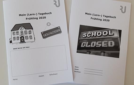 Lerntagebuch Frühling 2020