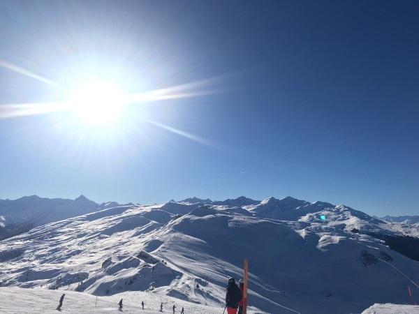 Skilager Obersaxen