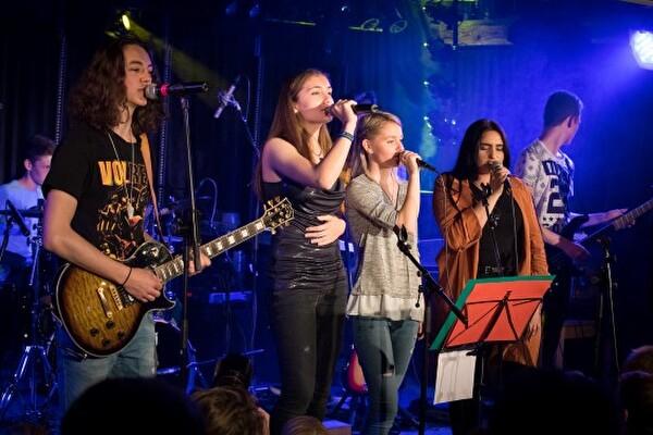 Young Rock & Pop Konzert 13.5.17
