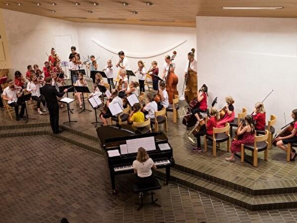 Orchesterkonzert vom 16.6.2017