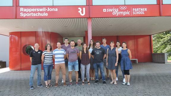 Team Sportschule 2019