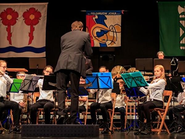 Feldmusikkonzert mit Beteiligung des Juborajo 2019