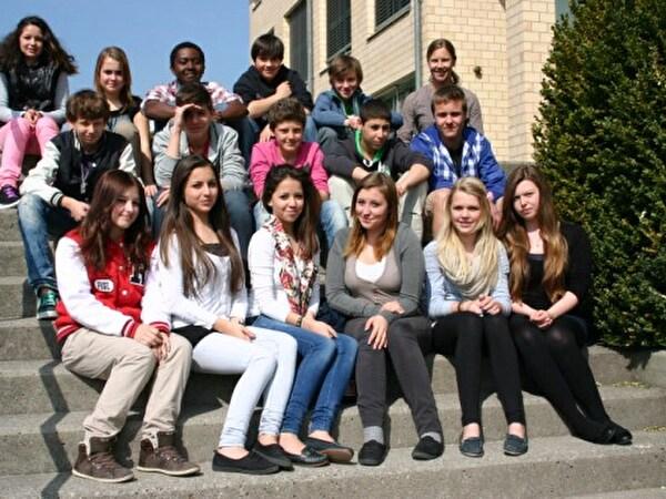 Klassenfotos 2011/12